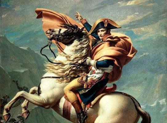 Activiteit Napoleon